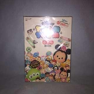 迪士尼Tsum Tsum 便利紙連貼紙本