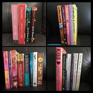 Story Books Bundle for Teens TO BLESS (23 books)