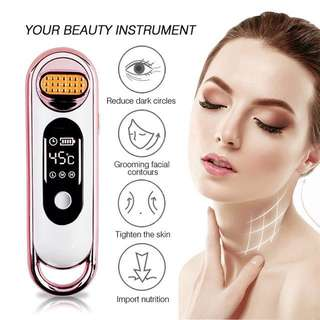 Preorder Radio Frequency (RF) Face Lift Face Tightening System for Home.