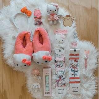 Hello Kitty - Hello Kity Pack ✧ Tara Milk Tea