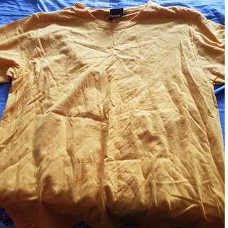 (Brand new) Yellow shirt