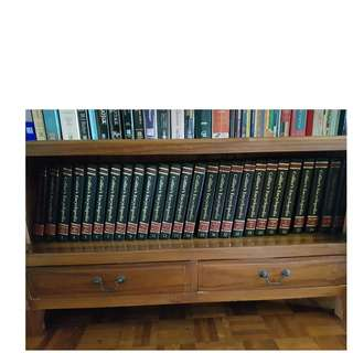Collier's Encyclopedia set of 26 books