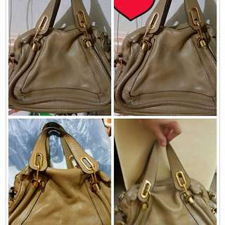 CHLOR PARATY medium 袋