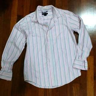 ORIGINAL GAP Boys Long Sleeves Shirt