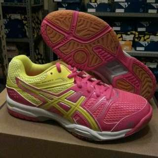Asics Original Pink Yellow