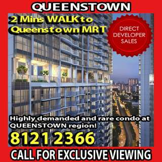 🌟Queenstown NEWEST Condo, PROVEN location, HOME of record-breaking 1 million dollar HDBs