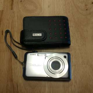 Casio EX-S10 camera