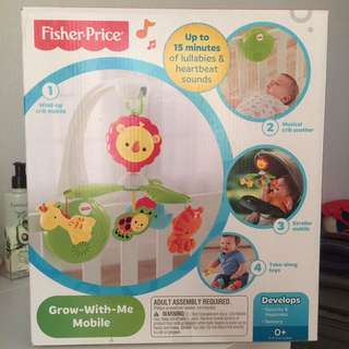 Fisher-Price Grow with me moblie