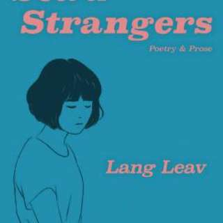 Sea of Strangers  4.12 (178 ratings by Goodreads) Paperback English By (author)  Lang Leav
