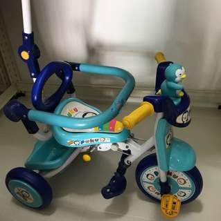 Puku tricycle