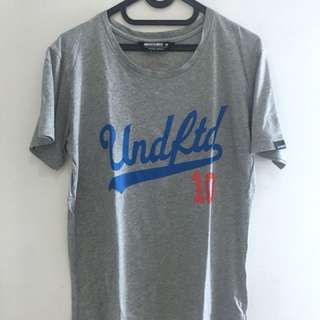 Undefeated undft tshirt