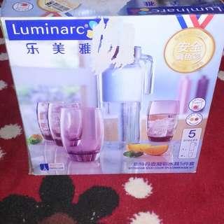 Luminarc Drink Set