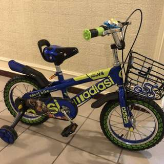 Kids Bicycle 14""