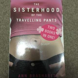Sisterhood of the Travelling Pants 2in1 Book