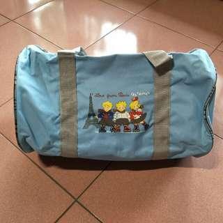 全新旅行手提袋,尺寸:44長,圓形直徑25.5,好提好收納