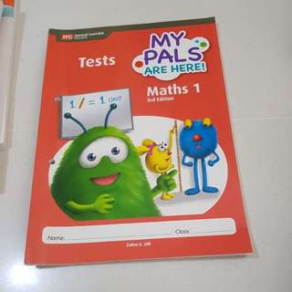 Tests My pals are here maths 1
