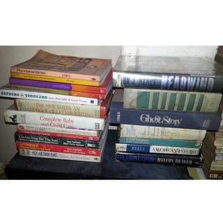 Old Pocketbooks For Sale - Any book for P80 PART 3
