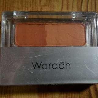 Blush on wardah seri D (new