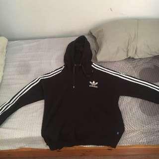Adidas Track Jacket ( Black )