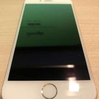 iPhone 6 128GB gold 100%work