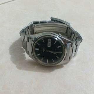 First batch seiko 6309-7150 day-date automatic watch