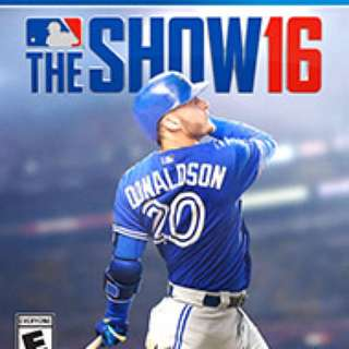 PS4 MLB The Show 16