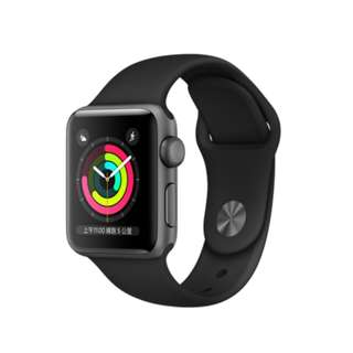 全新 Apple Watch Series 3