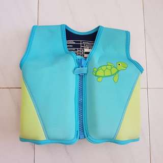 Mothercare swim jacket (preloved)