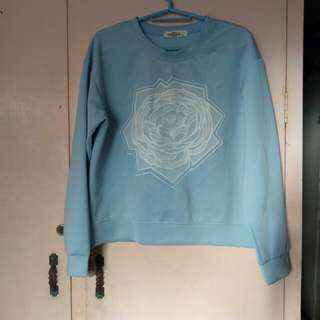 jacket blue medium