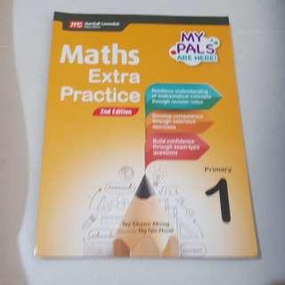 Maths extra practice primary 1
