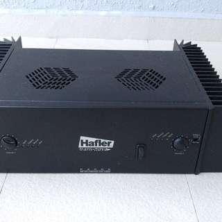 PowerHouse Hafler amplifier