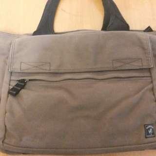 porter墨綠色大袋