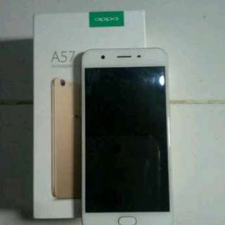 Oppo a57 gold mulus