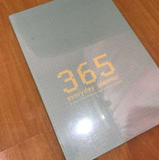 365 Everyday Planner