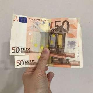 Euros to Singapore dollars