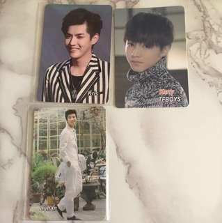內地男藝人 yes card