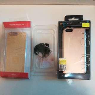 全新靚靚iPhone6電話機穀 ($45/两個,$60/3個)