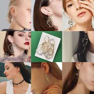 Earring/Anting Unik