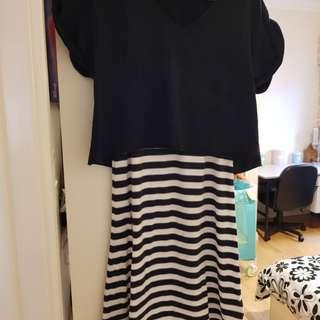 Rusty 2-piece casual dress