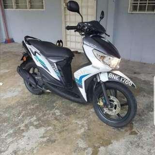 Khidmat sewa motorsikal Lembah Klang