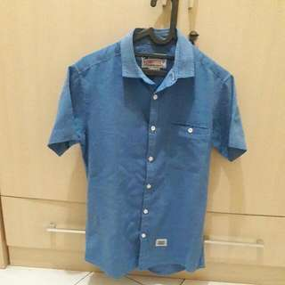 Cambridge Blue Shirt