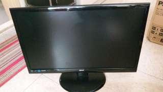 AOC 23吋 TN螢幕 e2350h