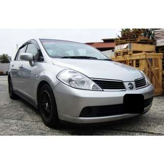 1 Month Contract Nissan Latio @ $350/Week