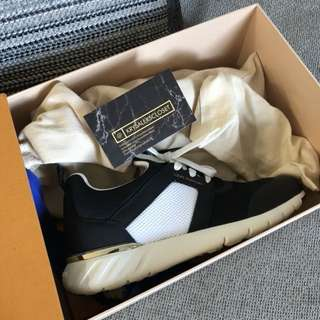 LOUIS VUITTON AFTERGAME SNEAKERS