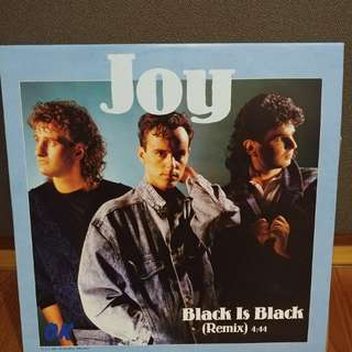 "Joy 12"" Single LP (Rare)"