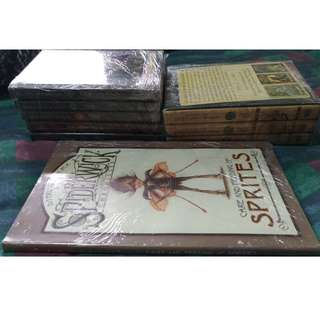 Spiderwick Chronicles Book Set Collection - Diterlizzi and Black