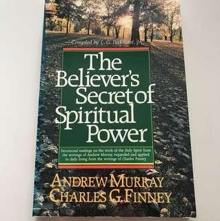 The Believer's Secret of Spiritual Power