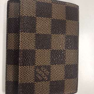 LV CARD HOLDER