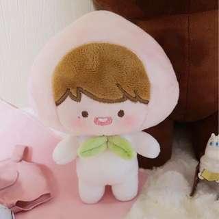 Momoniel 15CM Doll Set Kang Daniel Wanna One