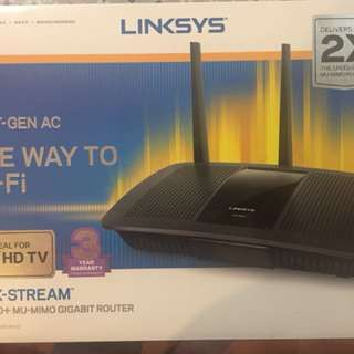 Linksys Router Max -Stream AC1900